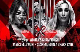 Carmella estará sola ante Asuka en Extreme Rules