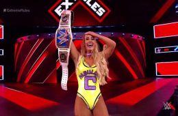Carmella retiene su campeonato femenino ante Asuka en Extreme Rules