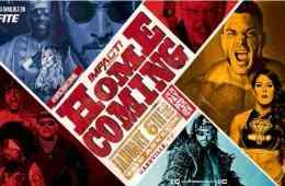 Cartelera actualizada de Impact Wrestling Homecoming