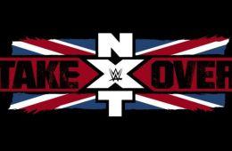 Cartelera de NXT UK Takeover tras las grabaciones
