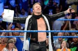Chris Jericho admite que admira a Brock Lesnar