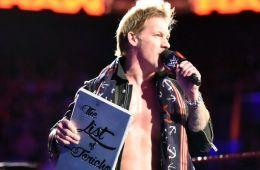 Chris Jericho dice que la lista no volverá a WWE