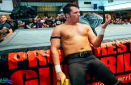 Chuck Taylor comenta sobre su combate ideal para el show de ROH en el Madison Square Garden