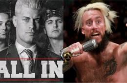 Cody confirma que Enzo Amore no será parte de All In