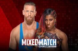 Curt Hawkins reemplaza a Braun Strowman en el Mixed match Challenge