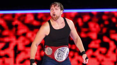WWE noticias Dean Ambrose