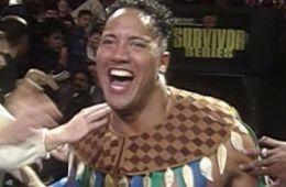 The Rock habla sobre su debut en Survivor Series