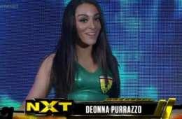 Deonna Purrazzo ya se encuentra en el WWE Performance Center