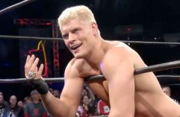Dos superestrellas principales de WWE habrían acordado abandonar WWE para unirse a una nueva promoción respaldada por Cody