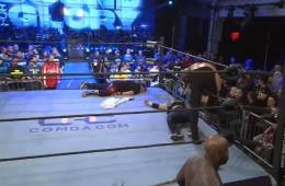 Eddie Edwards y Tommy Dreamer derrotaron a Moose y Killer Kross en Bound for Glory