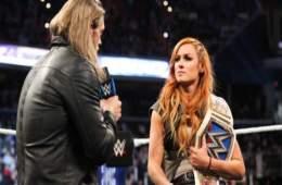 Edge dice que Becky Lynch no quería hacer el turn heel