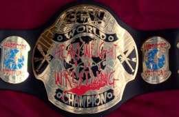 El campeonato de la ECW apareció en Slammiversary XVI