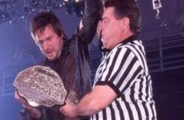 El ex campeón de WCW David Arquette de regreso al wrestling