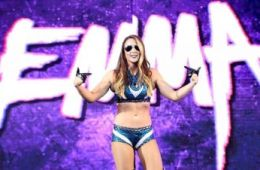 WWE noticias Emma