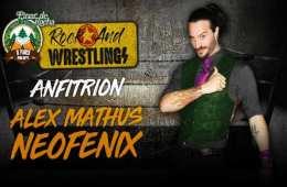"Entrevista a ""NeoFenix"" Alex Mathus, productor de Rock and Wrestling"