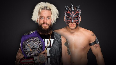 Enzo Amore vs. Kalisto Survivor Series