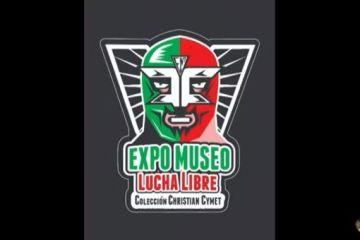 Expo Museo Lucha Libre en conjunto con el CMLL