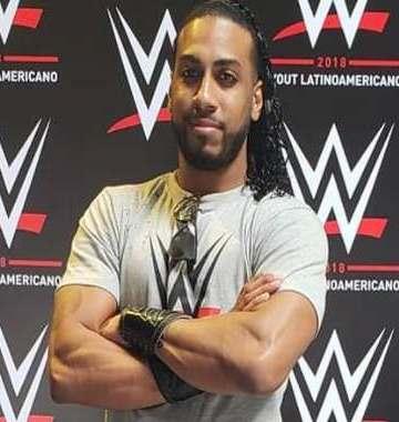 Expresiones de Angel Fashion acerca de como se siente al haber sido parte de el Tryout de WWE en Chile