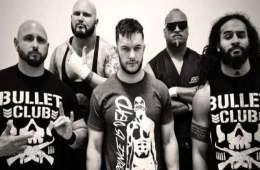 Finn Balor insinúa una reunión del Bullet Club