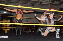 NXT Four Horsewomen