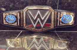 Golden State Warriors reciben el campeonato de la WWE