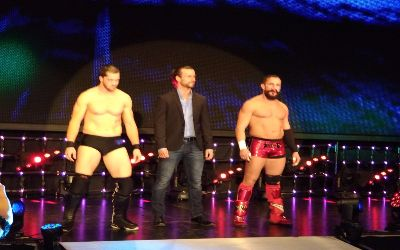 Grabaciones de NXT del 24 de agosto