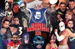 Héroes Inmortales XXII