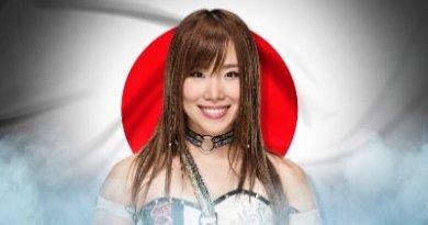 WWE noticas Kairi Sane