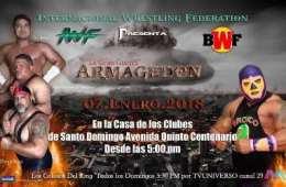 """IWF Presenta el Evento Armagedon """"La Gran Guerra"""