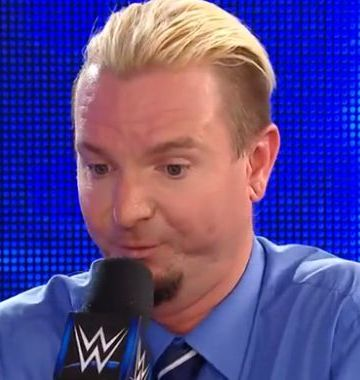 James Ellsworth WWE