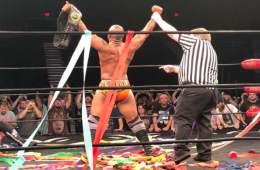 Jay Lethal es el nuevo campeón mundial de Ring of Honor en Fairfax Excellence