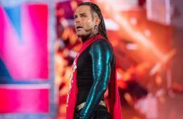 Jeff Hardy detenido por conducir ebrio 2018
