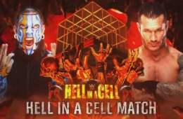 Jeff Hardy se enfrentará a Randy Orton en un Hell in a Cell match