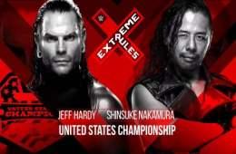 Jeff Hardy vs Nakamura Extreme Rules