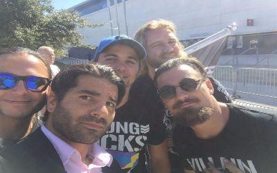 Jimmy Jacobs fuera de WWE