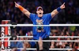 John Cena dice que no aparecerá en televisión cuando regrese a WWE