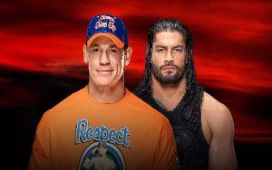 WWE Noticias John Cena vs Roman Reigns en No Mercy