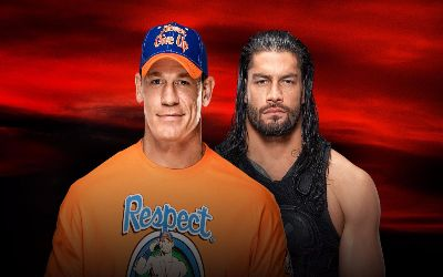 WWE Noticias John Cena vs Roman Reigns en No Mercy