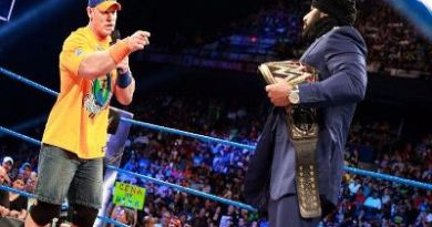 John Cena vs Jinder Mahal fue el dark match de anoche