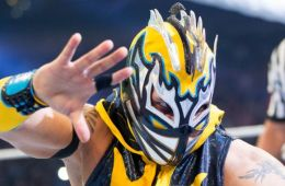 WWE noticias kalisto