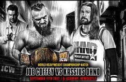 Kassius Ohno WWE