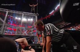 Kevin Owens derrota a Braun Strowman en Extreme Rules 2018