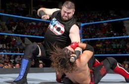 Kevin Owens vs. AJ Styles