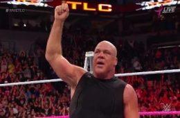 Kurt Angle WWE TLC 2017