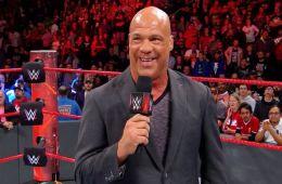 Kurt Angle raw