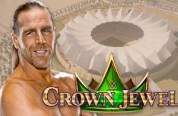La situación de WWE Crown Jewel determinará el regreso de Shawn Michaels