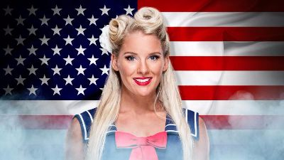 WWE Lacey Evans Huracán Irma