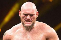 Lars Sullivan debutará muy pronto en el Main Roster de WWE
