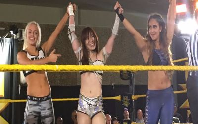 Main Event de NXT en Jacksonville