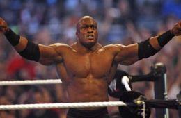 Lashley WWE